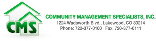 Community Management Specialists, Inc.